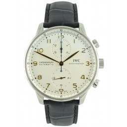 IWC Portuguese Automatic Chronograph Mens IW371401