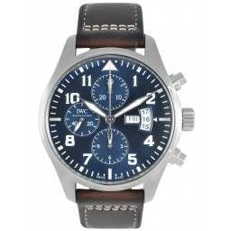 IWC Pilot's Watch Chronograph Le Petit Prince 43mm IW377706
