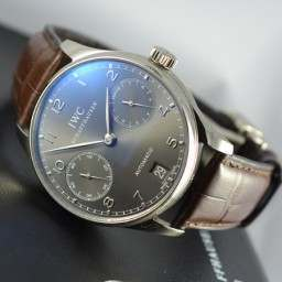 IWC Portuguese Automatic White Gold IW500106