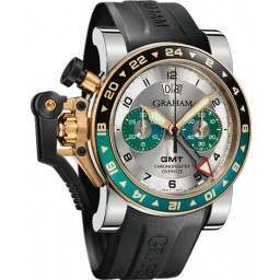 Graham Chronofighter Oversize GMT 2OVGG.S06A