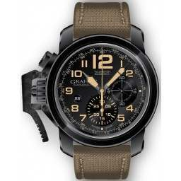 Graham Chronofighter Oversize Chronograph Black Sahara 2CCAU.B02A