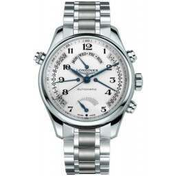Longines Master Collection Retrograde Power Reserve L2.716.4.78.6