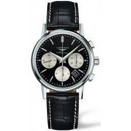Longines Heritage Column-Wheel Chronograph L2.733.4.92.0