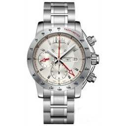 Longines Admiral Automatic Chronograph L3.670.4.76.6