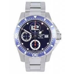 Longines HydroConquest Automatic Chronograph 41mm L3.644.4.96.6