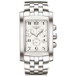 Longines DolceVita Quartz Chronograph L5.687.4.73.6