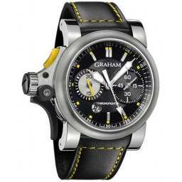 Graham Chronofighter RAC Trigger Black Rush 2TRAS.B01A