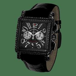Franck Muller Conquistador Cortez Chrono Diamond 10000 H CC NR DCD
