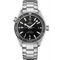 Mint - Omega Seamaster Planet Ocean Chronometer -James Bond Skyfall - 232.30.42.21.01.004