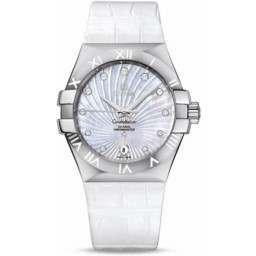 Omega Constellation Chronometer 35 mm Chronometer 123.13.35.20.55.001