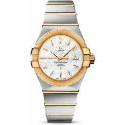Omega Constellation Brushed Chronometer 123.20.31.20.05.002