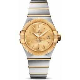 Omega Constellation Brushed Chronometer 123.20.31.20.08.001