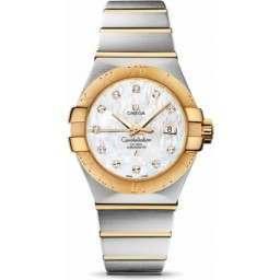 Omega Constellation Brushed Chronometer 123.20.31.20.55.002