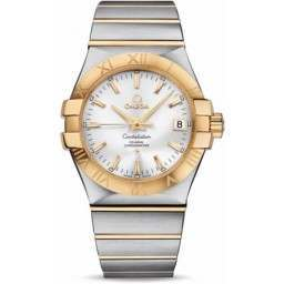 As New Omega Constellation Chronometer 35mm 123.20.35.20.02.002|