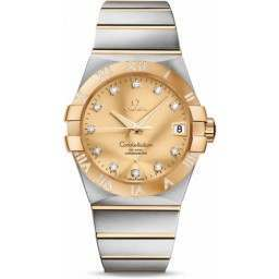 Omega Constellation Chronometer 38 mm Chronometer 123.25.38.21.58.002