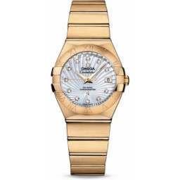 Omega Constellation Brushed Chronometer 123.50.27.20.55.002
