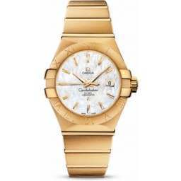 Omega Constellation Brushed Chronometer 123.50.31.20.05.002