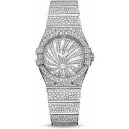 Omega Constellation Luxury Edition Diamonds 123.55.24.60.55.010