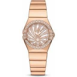 Omega Constellation Luxury Edition Diamonds 123.55.24.60.55.013