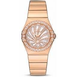 Omega Constellation Luxury Edition Diamonds 123.55.27.60.55.013