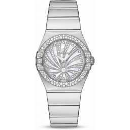 Omega Constellation Luxury Edition Diamonds 123.55.27.60.55.014