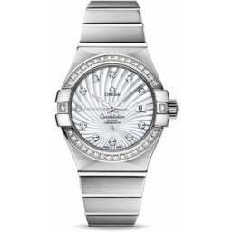 Omega Constellation Brushed Chronometer 123.55.31.20.55.003