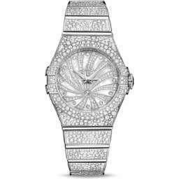 Omega Constellation Luxury Edition Diamonds 123.55.31.20.55.007