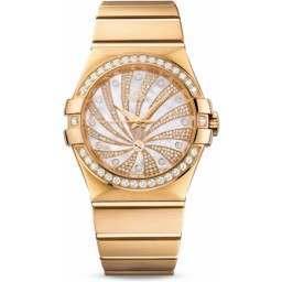 Omega Constellation Luxury Edition Chronometer 123.55.35.20.55.001