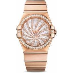 Omega Constellation Luxury Edition Chronometer 123.55.35.20.55.002