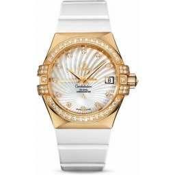 Omega Constellation Chronometer 35 mm Chronometer 123.57.35.20.55.003