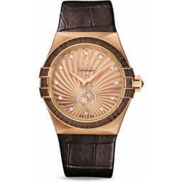 Omega Constellation Small Seconds Chronometer 123.58.35.20.99.001