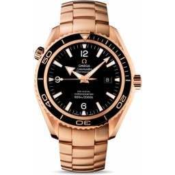 Omega Seamaster Planet Ocean Big Size Chronometer 222.60.46.20.01.001