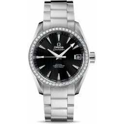 Omega Seamaster Aqua Terra Jewellery Chronometer 231.15.39.21.51.001