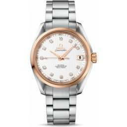 Omega Seamaster Aqua Terra Mid Size Chronometer 231.20.39.21.52.003