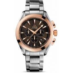 Omega Seamaster Aqua Terra Chronograph Chronometer 231.20.44.50.06.002