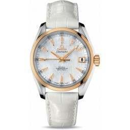 Omega Seamaster Aqua Terra Mid Size Chronometer 231.23.39.21.55.002