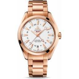 Omega Seamaster Aqua Terra 150 M GMT Chronometer 231.50.43.22.02.001