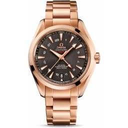 Omega Seamaster Aqua Terra 150 M GMT Chronometer 231.50.43.22.06.002