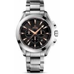 Omega Seamaster Aqua Terra Chronograph Chronometer 231.50.44.50.01.001