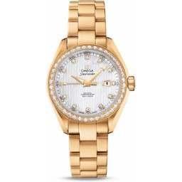 Omega Seamaster Aqua Terra Automatic Chronometer 231.55.34.20.55.001