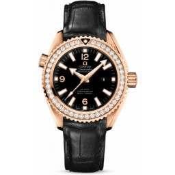 Omega Seamaster Planet Ocean Chronometer 232.58.38.20.01.001