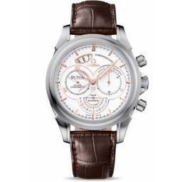 Omega De Ville Co-Axial Chronoscope Chronometer 422.13.41.50.04.002