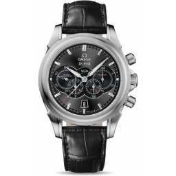 Omega De Ville 4 Counters Chrono Chronometer 422.13.41.52.06.001