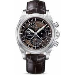 Omega De Ville Co-Axial Chronoscope Chronometer 422.13.44.52.13.001