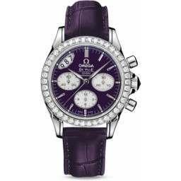 Omega De Ville Co-Axial Chronograph Chronometer 422.18.35.50.10.001