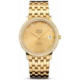 Omega De Ville Prestige Co-Axial Chronometer 424.55.37.20.58.001