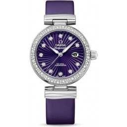 Omega De Ville Ladymatic Chronometer 425.37.34.20.60.001