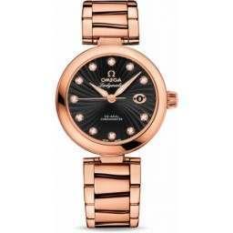 Omega De Ville Ladymatic Chronometer 425.60.34.20.51.001