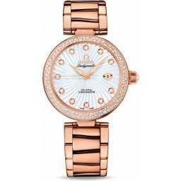 Omega De Ville Ladymatic Chronometer 425.65.34.20.55.003