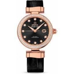 Omega De Ville Ladymatic Chronometer 425.68.34.20.51.001